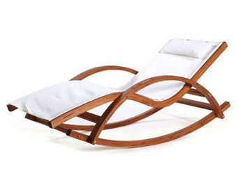 Miliboo -  - Chaise Longue De Jardin