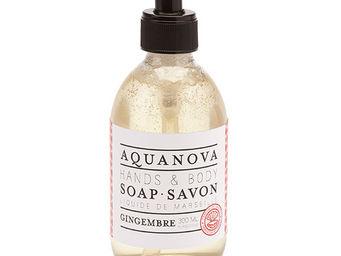 Aquanova - gingembre - Savon Liquide