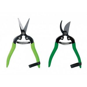 RIBILAND by Ribimex - lot de 2 sécateurs de jardin ribiland - Sécateur