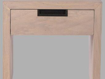 BLANC D'IVOIRE - noa - Table De Chevet