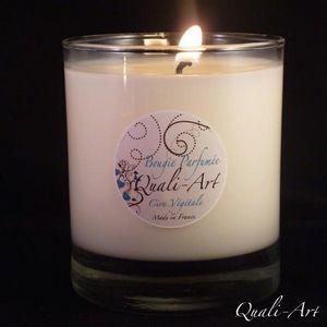 QUALI ART - bougie parfumée ile de beauté - Bougie Parfumée
