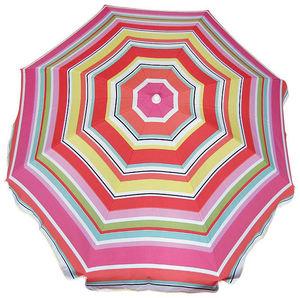 WDK Groupe Partner - parasol de plage summer 140cm en polyester - Parasol