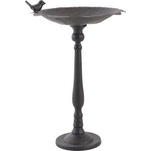 Aubry-Gaspard - bain oiseaux sur pied en fonte - Bain D'oiseau