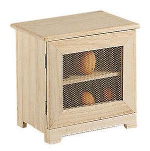 Aubry-Gaspard - placard pour 12 oeufs en bois - Garde Manger