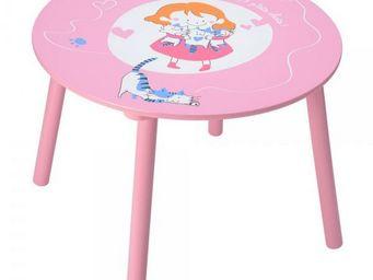 La Chaise Longue - table enfant petits chats - Table Enfant