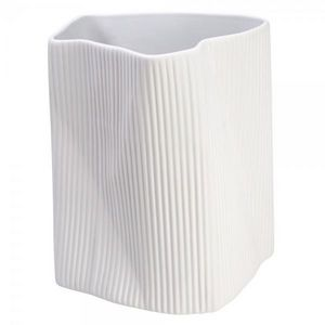La Chaise Longue - vase plissé mm - Vase À Fleurs