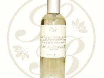 Savonnerie De Bormes - parfum d'ambiance aux huiles essentielles de pamp - Parfum D'intérieur