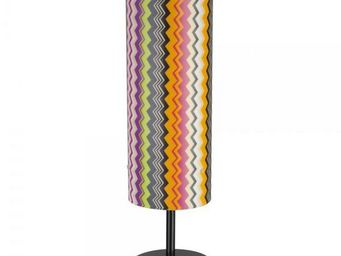 La Chaise Longue - lampe zigzag - Lampe À Poser