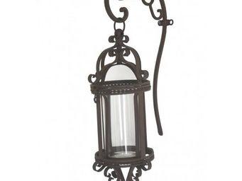L'HERITIER DU TEMPS - applique lanterne avec crédence - Lanterne D'extérieur