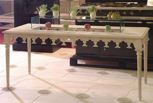 Luc Perron Creation -  - Table De Repas Rectangulaire