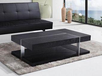 BELIANI - braga - Table Basse Rectangulaire