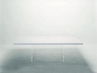 CYRUS COMPANY - base plexi - Table De Repas Rectangulaire