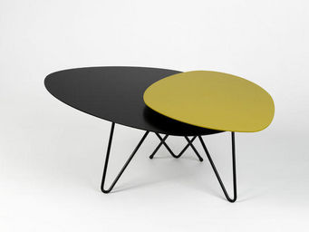 YELLOWGREEN - galo l - Table Basse Ovale