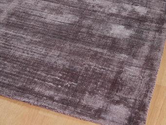 Interior's - tapis clarence violine - Tapis Contemporain