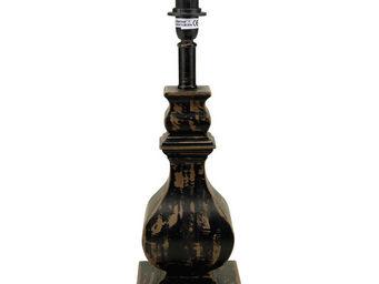 Interior's - pied de lampe noir - Pied De Lampe