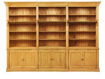 Interior's - bibliothèque 3 modules - Bibliothèque