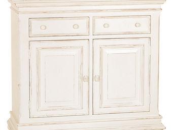 Interior's - buffet bas 2 portes 2 tiroirs - Buffet Haut