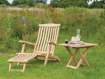 Alexander Rose - timber - Chaise Longue De Jardin