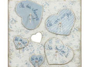 Interior's - enseigne crochets - Tableau Décoratif