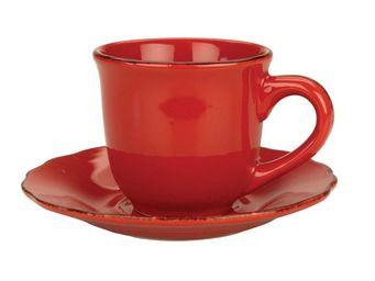 Interior's - tasse à café framboise - Tasse À Café