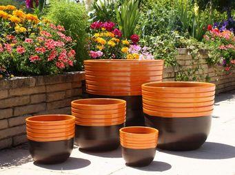 Les Poteries Clair de Terre - massaya - Pot De Jardin