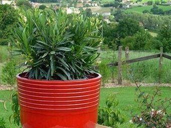 Les Poteries Clair de Terre -  - Pot De Jardin