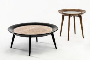 ENNE - iris - Table Basse Ronde