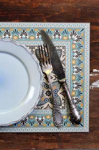 BEIJA FLOR- TAPIS VINYL -  - Set De Table