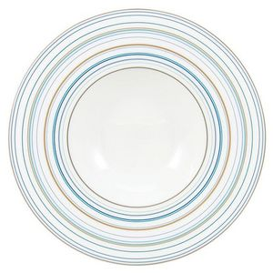 Raynaud - attraction turquoise - Assiette Creuse