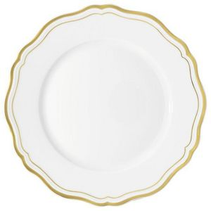 Raynaud - polka or - Assiette Plate