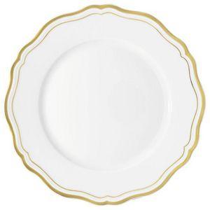 Raynaud - polka or - Assiette Plate