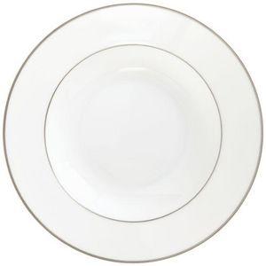 Raynaud - serenite platine - Assiette Creuse