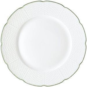 Raynaud - villandry filet vert - Assiette Plate