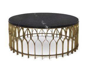 BRABBU - mecca - Table Basse Ronde