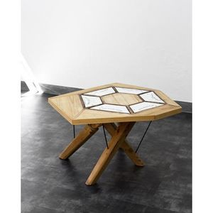 HILLSIDEOUT -  - Table Basse Forme Originale