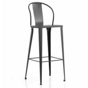 Mathi Design - tabouret haut coffee - Chaise Haute De Bar