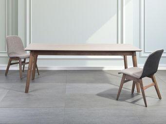 BELIANI - madox - Table De Repas Rectangulaire