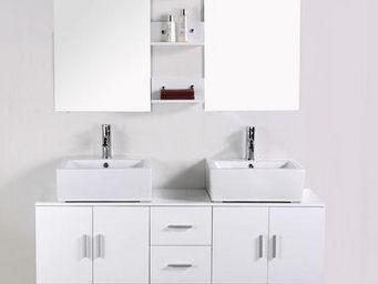 UsiRama.com -  - Meuble Double Vasque