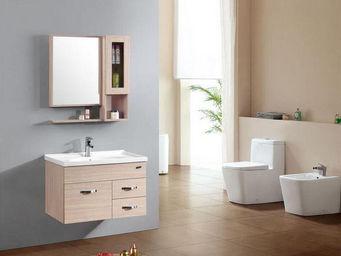 UsiRama.com - meuble salle de bain pas cher efficient 80cm - Meuble De Salle De Bains