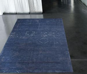 Louis De Poortere - windsor blue 8272 - Tapis Contemporain