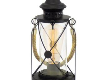 Eglo - lanterne à poser mineur 2 - Lanterne D'intérieur