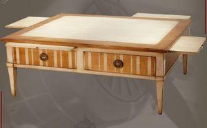BATEL -  - Table Basse À Tiroirs