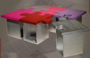 BATEL -  - Table Basse Forme Originale