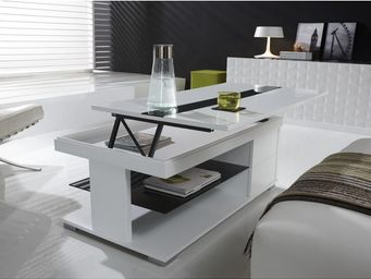 Atylia - table basse design - Table Basse Relevable