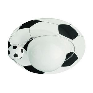 Philips - calco - plafonnier football ø33,2cm | lustre et pl - Plafonnier