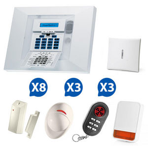 CFP SECURITE - alarme maison nf&a2p visonic powermax pro - 02 - Alarme