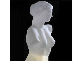TossB - sculpture lumineuse venus - Buste