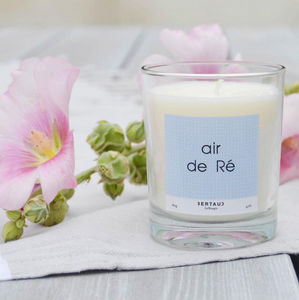 BERTAUD - LA ROCHELLE -  - Bougie Parfumée
