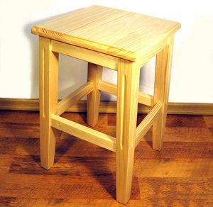 ECHOS Furniture - pratique - naturel - Tabouret