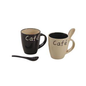 Aubry-Gaspard - lot de 2 mugs café - Mug